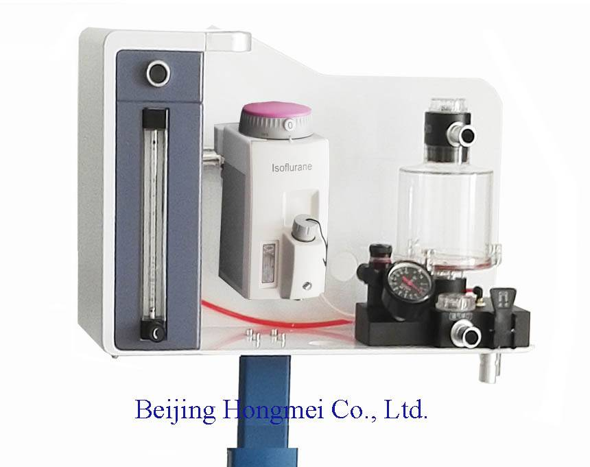 Veterinary Anesthesia Machine with Vaporizer for Animals of 1-100kgs