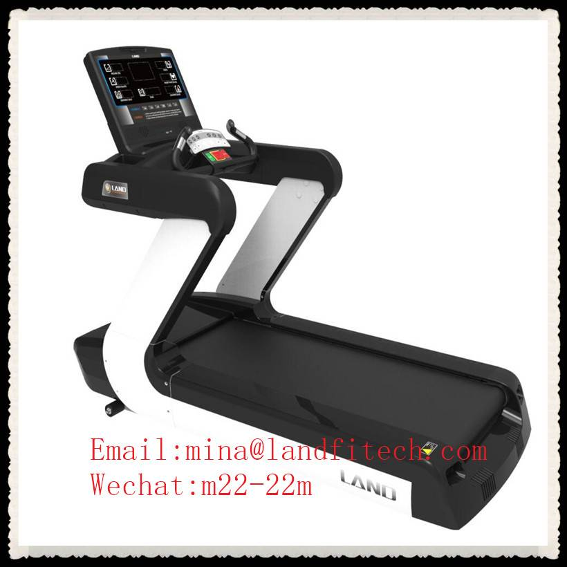 Hot Sale 4HP Commercial Android System+wifi Treadmill Cardio Equipment