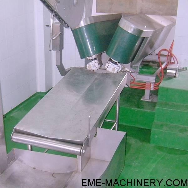 Living Sheep/goat V-Type Convey Machine