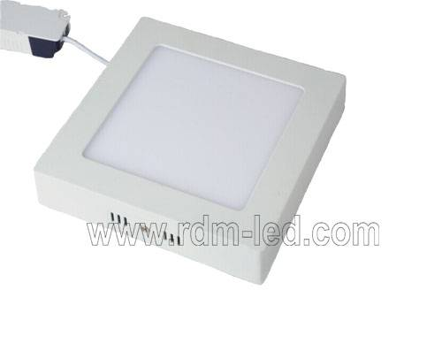 Hot sale cheap price 6W 12W 18W 24W Surface Mounted square LED Ceiling Lamp