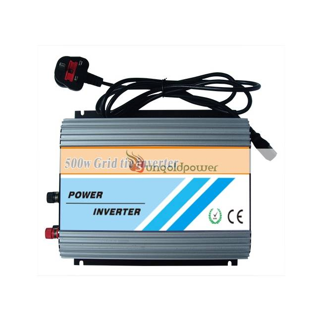 300w/500w/600w/1000w Micro Wind Grid Tie Power Inverter for Wind Turbine DC input
