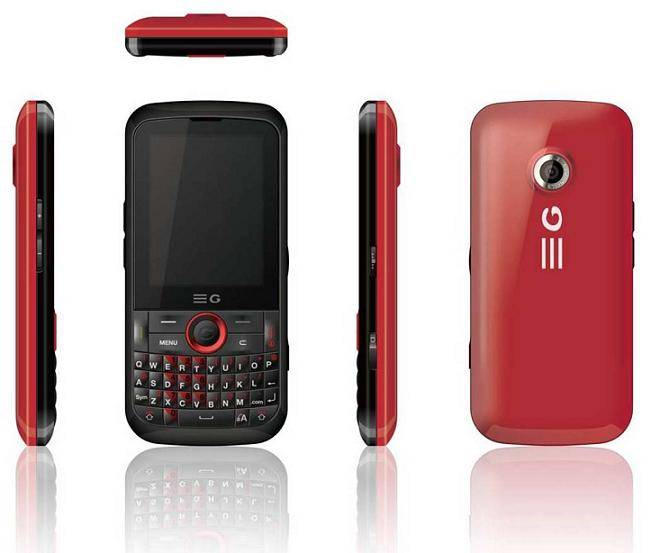 W601-3G WCDMA Qwerty Fashion Feature Phone With Bluetooth/JAVA/FM/Skype/MSN/MPEG4/MP3