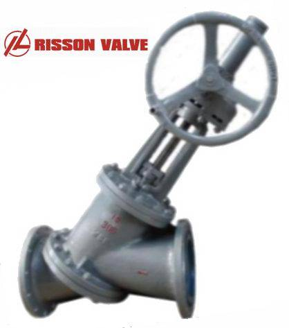 Y type slurry valve/valves