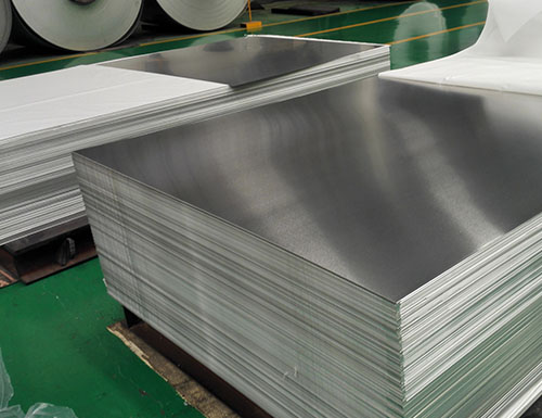 High Qualified 3104 Aluminum Sheet for Food Packing