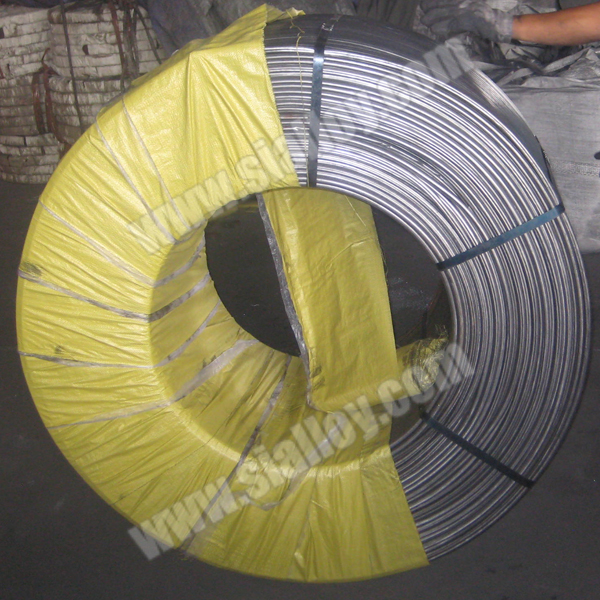 9mm Solid Calcium Cored Wire for Steelmaking