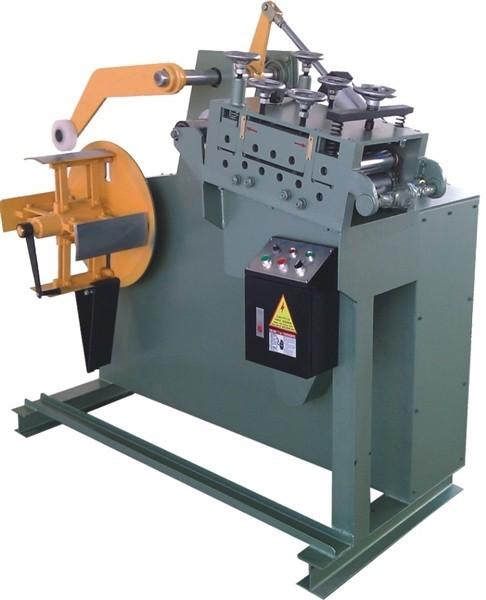 Discount 2 in 1 decoiler straightener machine for feeding device