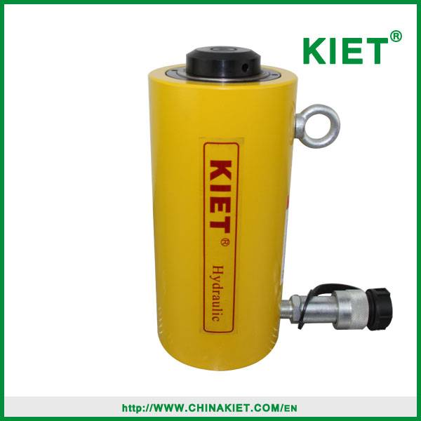 KIET 2014 Single Acting  Lifting Jack Hydraulic Cylinders