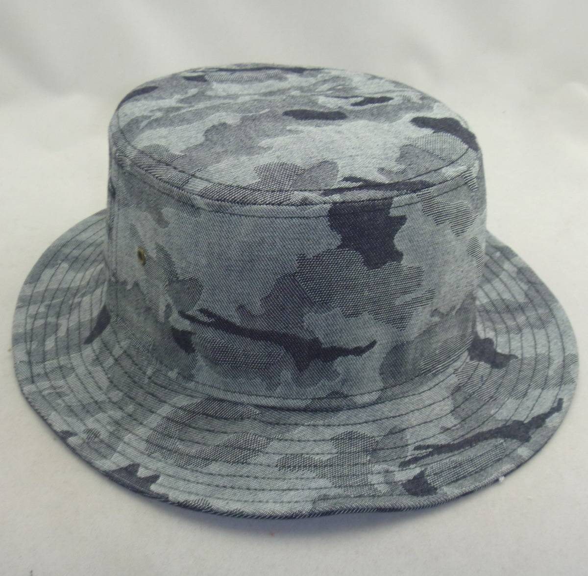 Wholesale flat top bucket sunhat fishing hat
