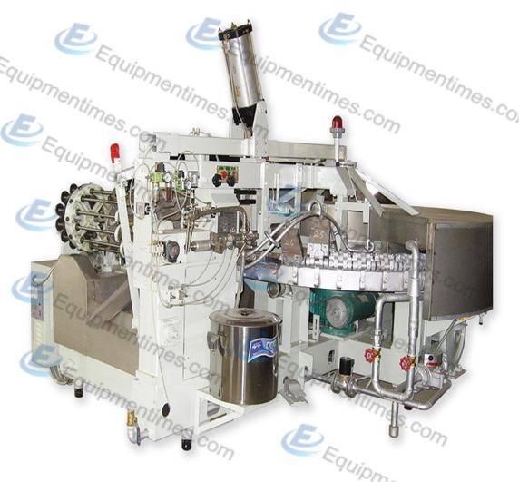 China rolled sugar cone baking machine