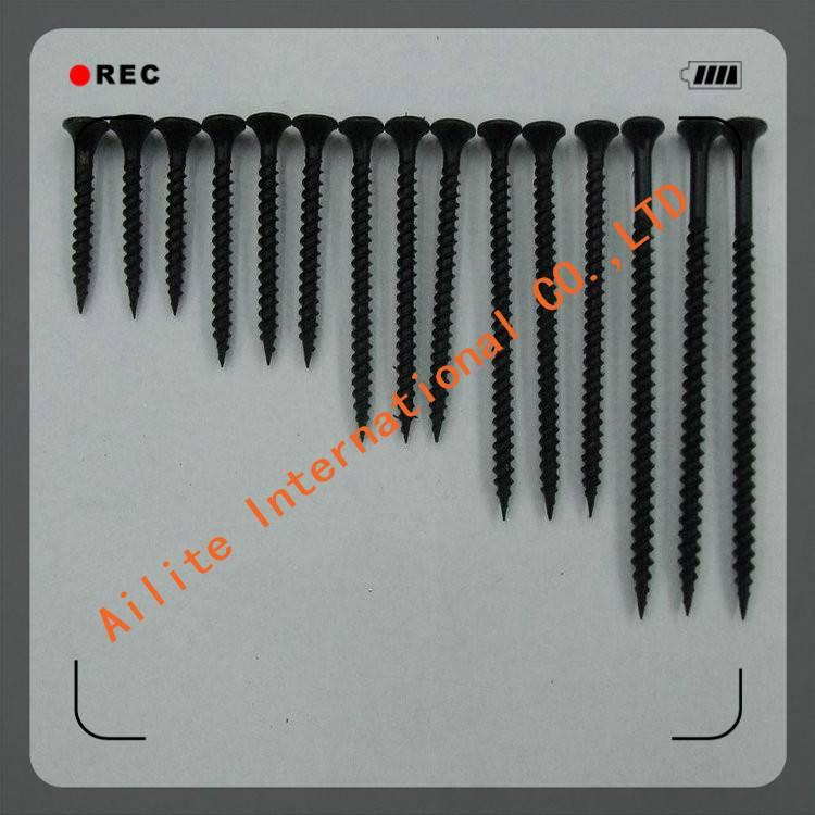 bugle head philip drive Fine Thread drywall screw