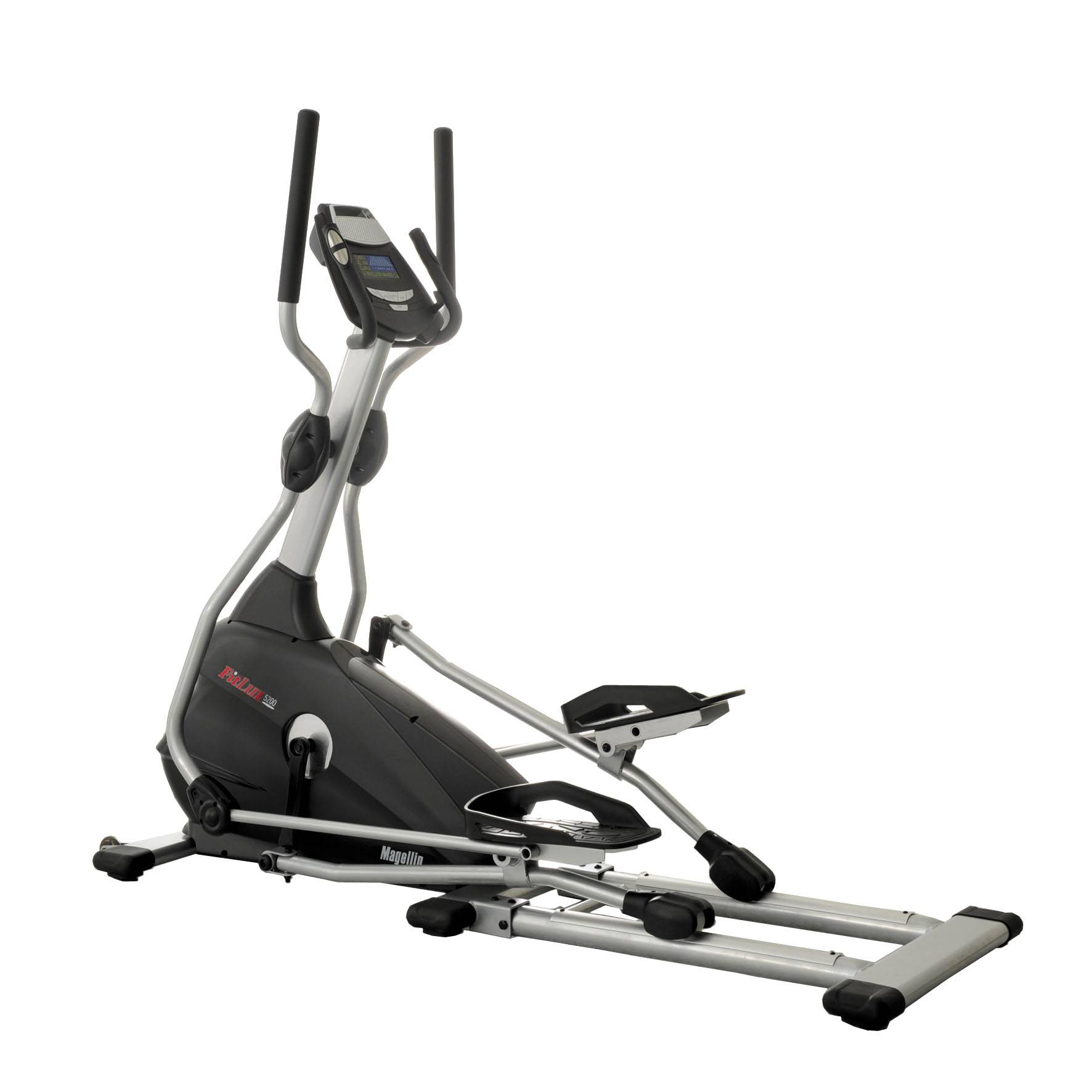Elegant Taiwan- Made Elliptical Trainers for Deluxe Home Use- FItLux 5200