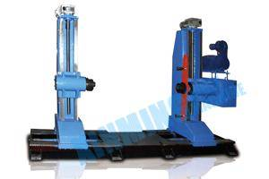 Printle pay-off and take-up machine