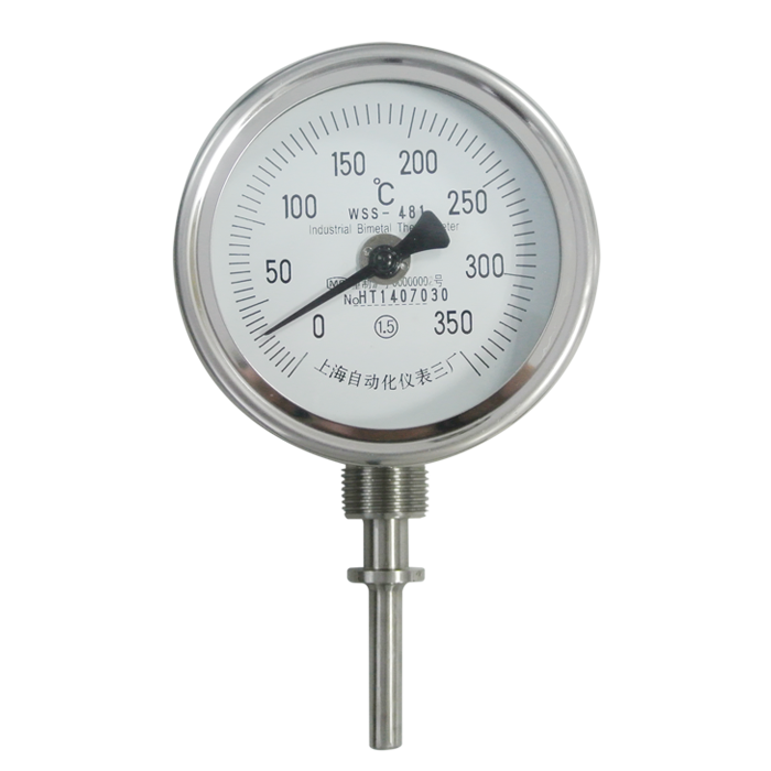 WSS-302 bimetal thermometer