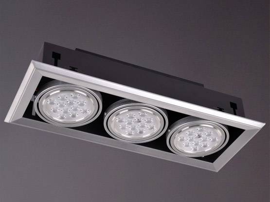 XS-DL0xx Series LED Grille(Grid) Light
