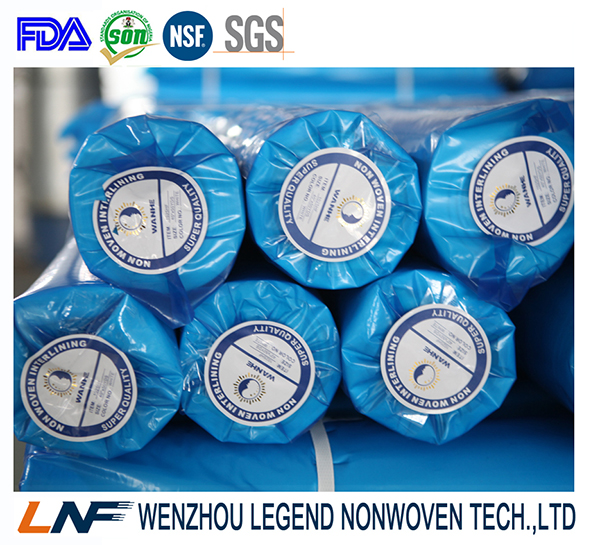 1025HF NONWOVEN INTERLINING FOR AFRICA MARKET