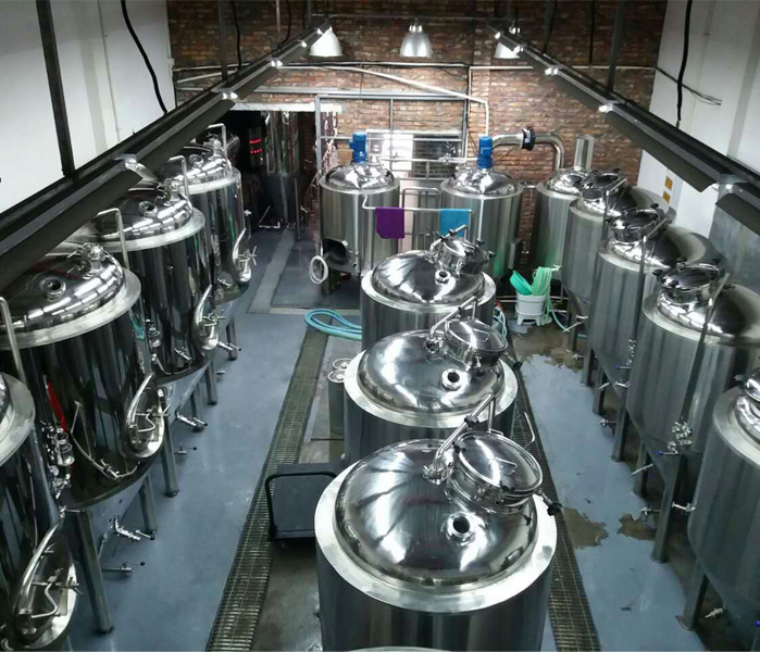 1000L Brewery