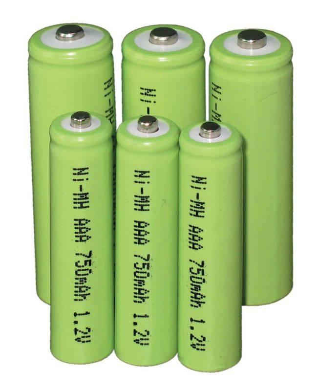wdnewenergy 18650 AAA battery