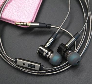 DIY earphone on promotion