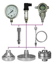 Fit and fill service for diaphragm seals - WK