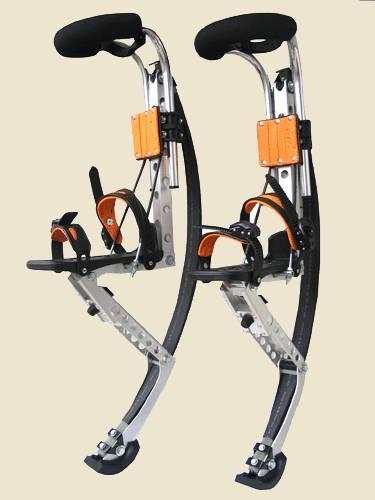 bouncing stilts