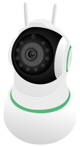 Indoor 2.0 Megapixel Wireless Camera