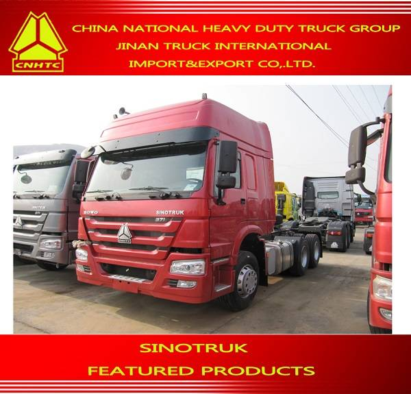 6X4 HOWO A7 tractor head /prime mover for Nambia