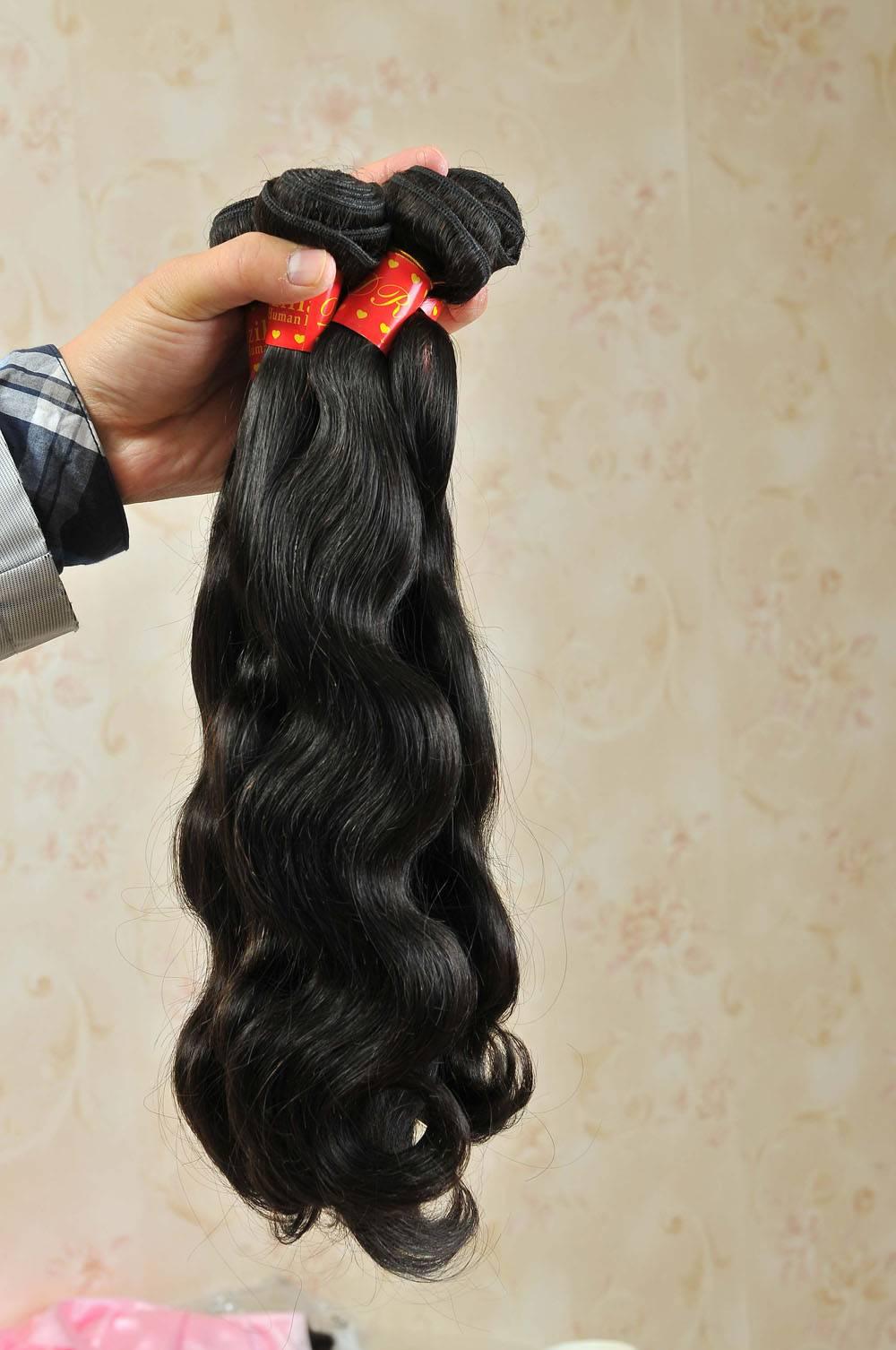 Virgin Human Hair Malaysian Virgin Human Hair Body Wave Human Hair Extensions
