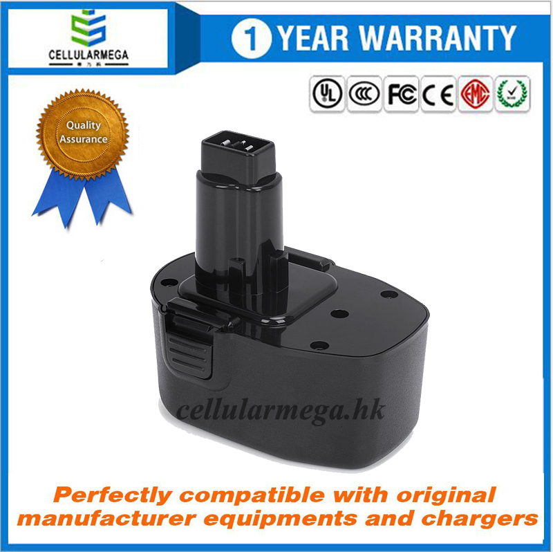 14.4v 1500mA DewaltBlack & Decker Power Tool Battery BSPT931
