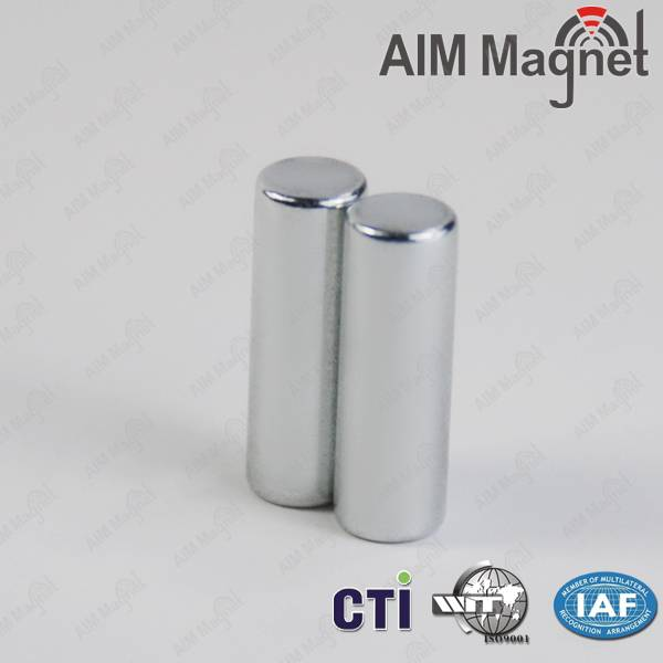 Cylinder strong neodymium magnets