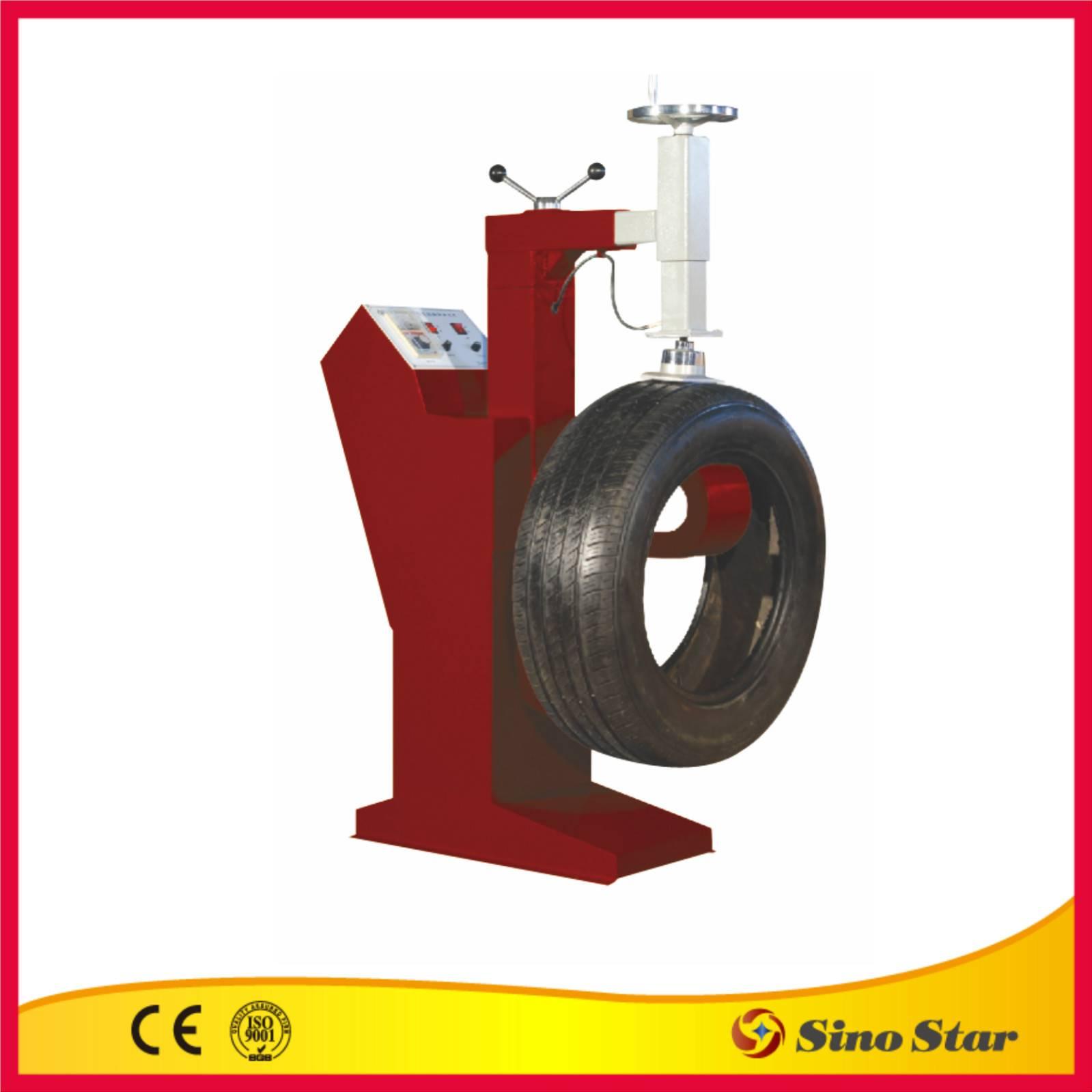 Tire Vulcanizing Machine(SS-TV520)