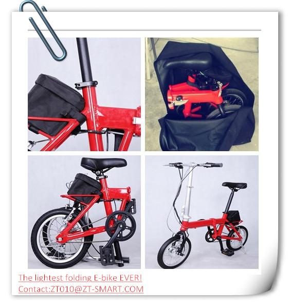 Customized folding electric bicycle E-bike electrical bike