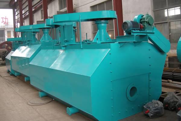 Flotation Machine