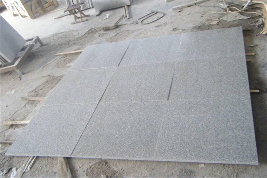 G355 Granite Slabs & Tiles, China White Granite
