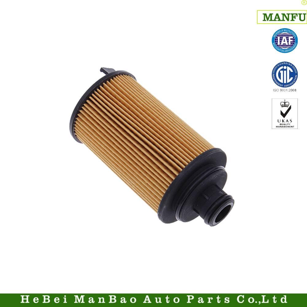 Paper Core Auto Oil Filter for Chery (E4G16-1012040)