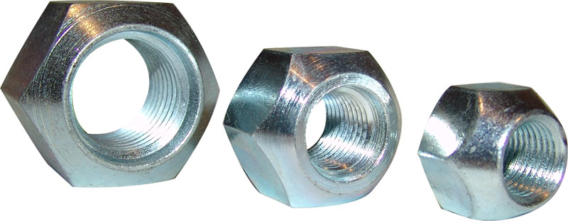 wheel nut & wheel lock nut