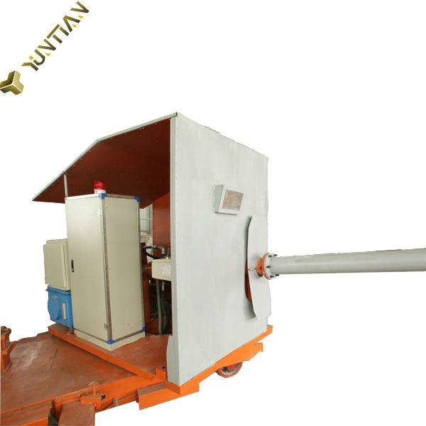 slag stopping machine , fireproofing machine for sale export to worldwide