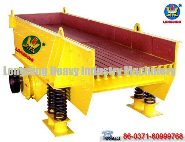 Vibrating Feeder to grinding material fo Mining Machinery