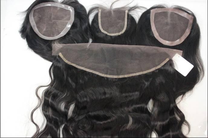 deep wave human hair wig