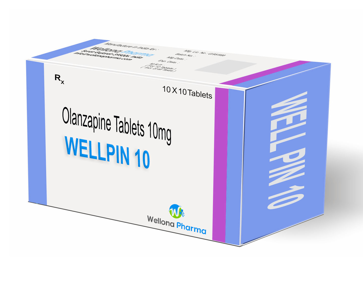 Olanzapine Tablets