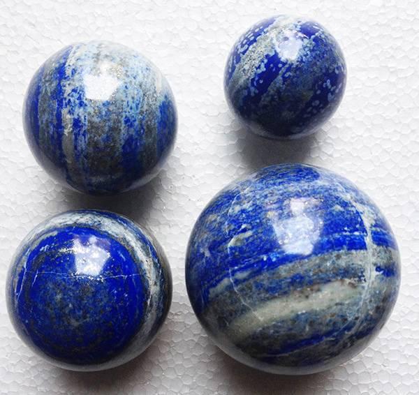Lapis Lazuli Agate balls