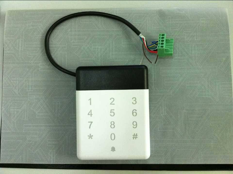 WEDS Touch Keypad Card Reader