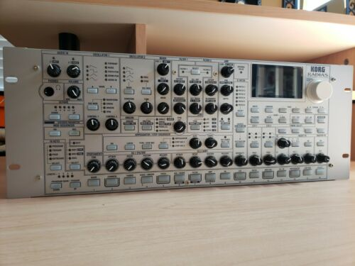 KORG RADIAS Rack Mount Analog Modeling Synthesizer Vocoder Radias-R +18457343285