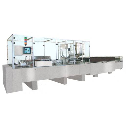 GZS-15 A Type Fully-Automatic Suppository Filling and Sealing Machine