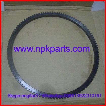 Yanmar 4TNV98/T engine parts gear ring 129900-21600 127410-21480