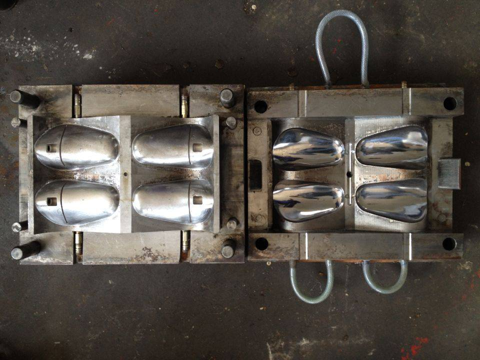 plastic spring shoe tree mould