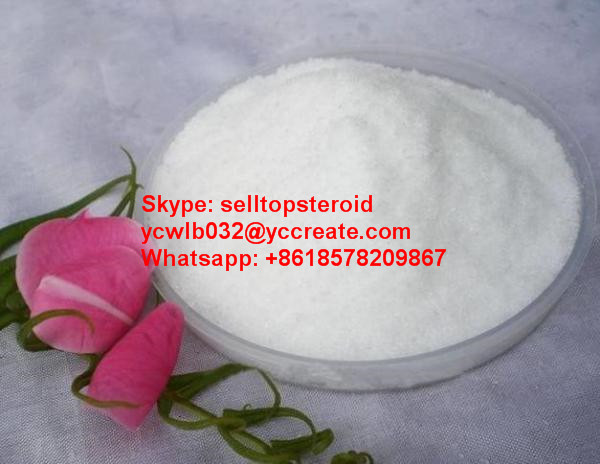 White Powder Female Sex Hormones Androcur Cyproterone Acetate CAS427-51-0