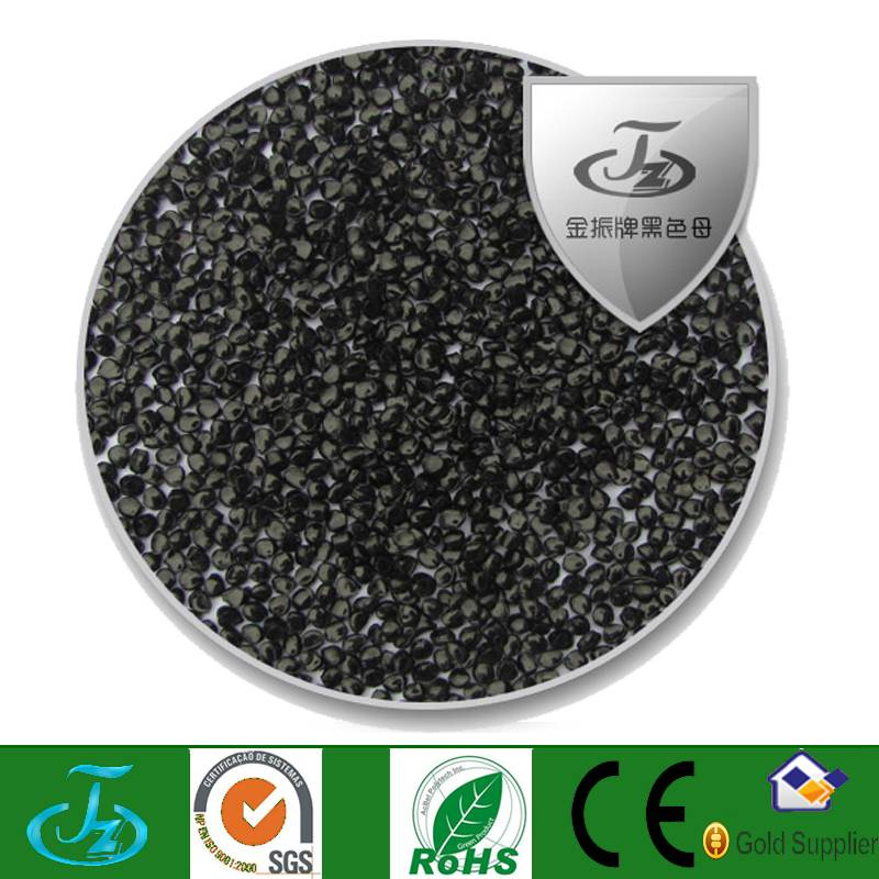 LLDPE carrier black color masterbatches for Plastics