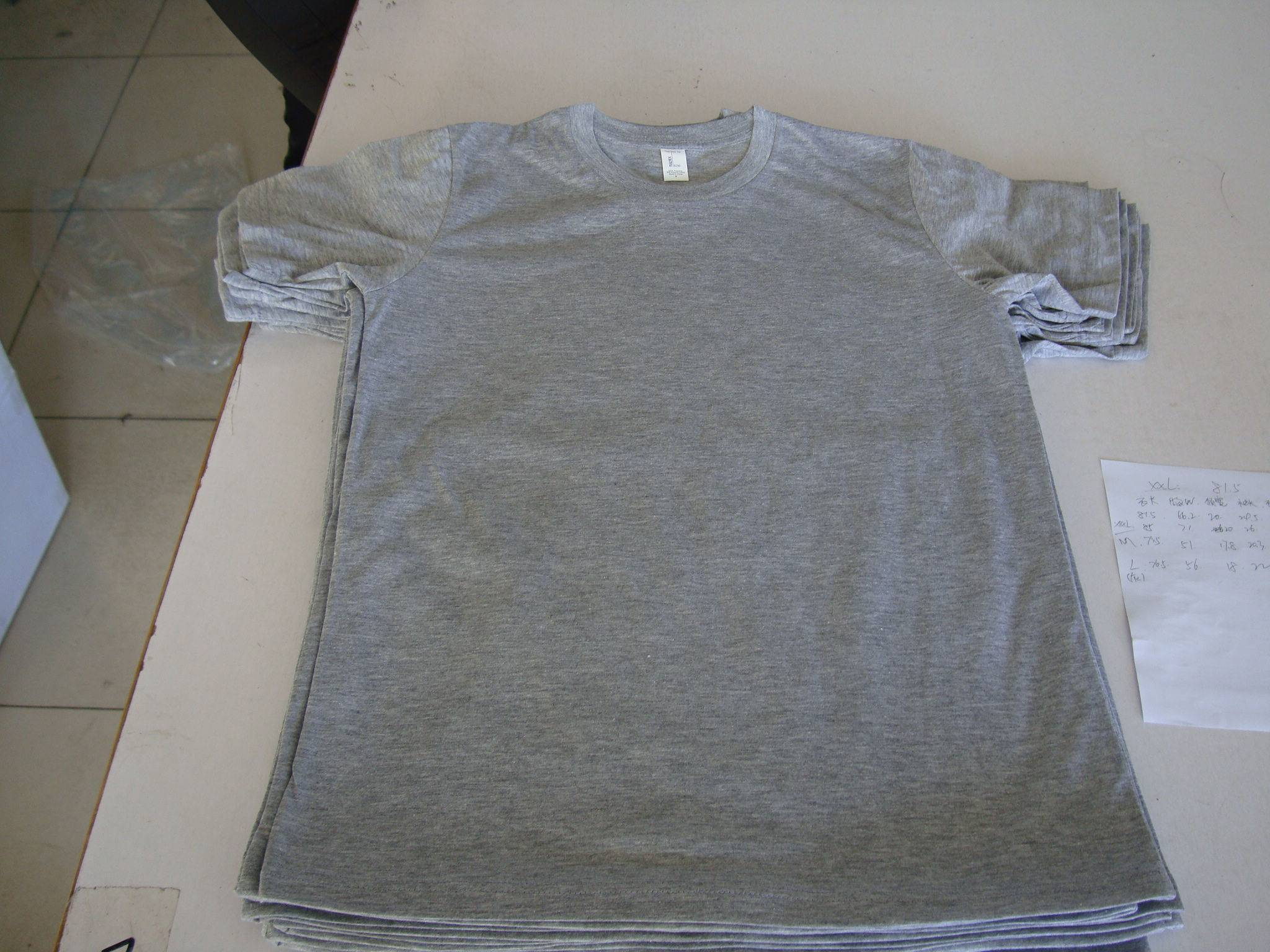 clothing product inspection service