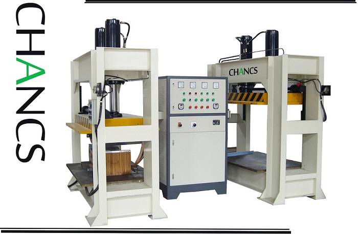 High Frequency Plywood Bending Press for Chair/Sofa/Table bending--CHANCS MACHINE