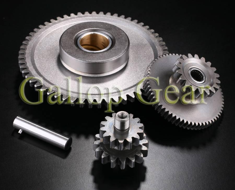 Electric Start Gear